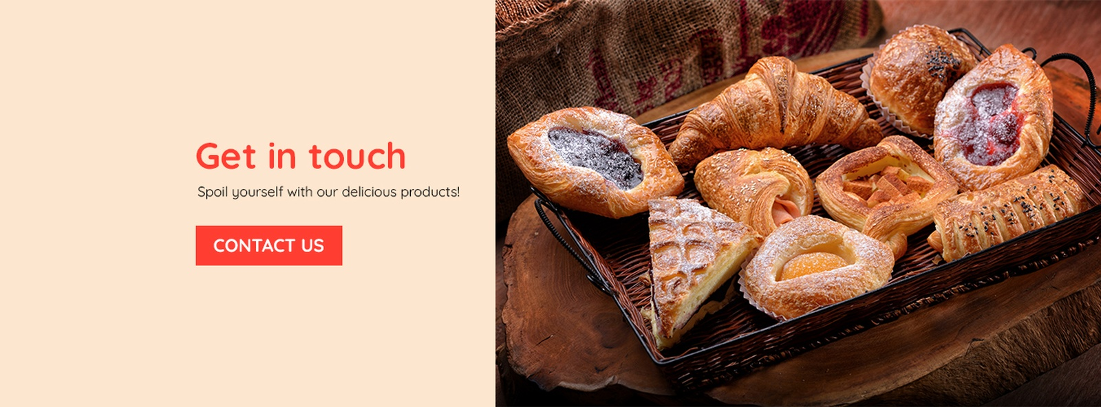 Get in touch with Bernhard German Bakery and Deli - Best German Bakery