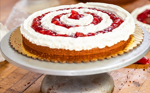 Cakes and Pastries - Authentic German Pastries by Bernhard German Bakery and Deli