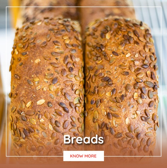 Best German Breads at Bernhard German Bakery and Deli