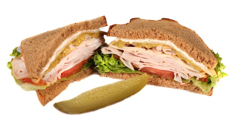 Smoked Turkey - Whole Wheat Bread by Bernhard German Bakery and Deli