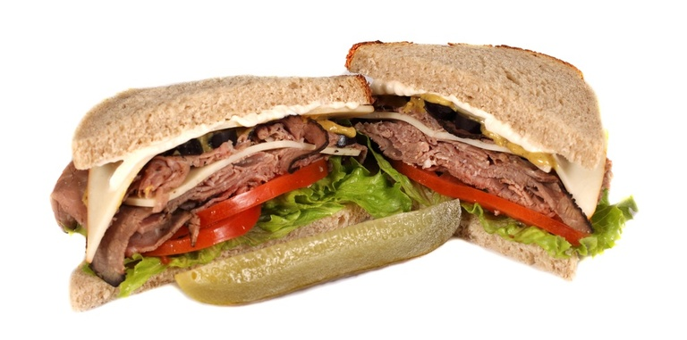 Roast Beef - Authentic German Bread by Bernhard German Bakery and Deli